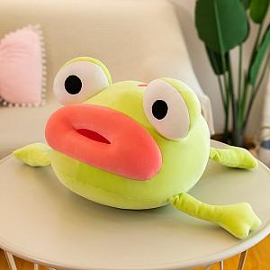 Мягкая игрушка «Лягух-губастик»