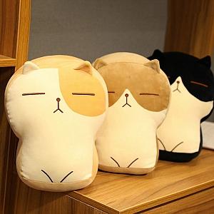 Мягкая игрушка-подушка «Japanise cat»