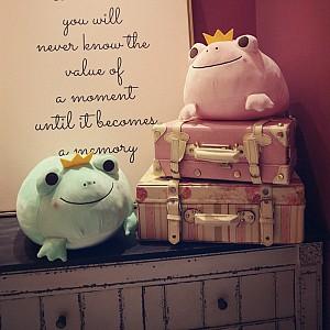 Мягкая игрушка «Princess frog»
