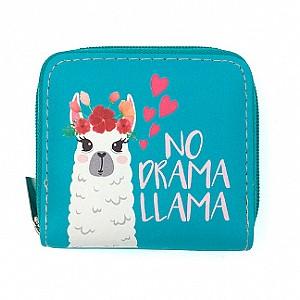 Кошелек «No drama llama»