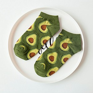 Носки «Green avocado»