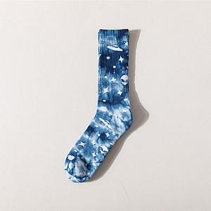 Носки «Синий космос»