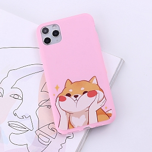 Чехол для iPhone «Wonderful puppy»