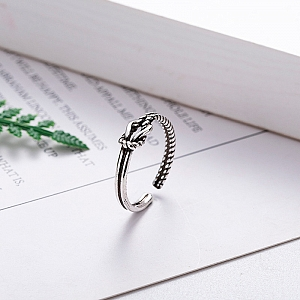 Кольцо «Strap»