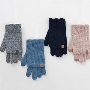 Перчатки «Knitted color»