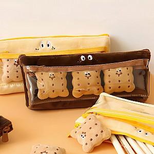 Плюшевый пенал «Веселые печеньки»