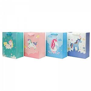 Подарочный пакет «Dream of the Unicorn» средний