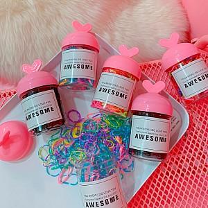Набор резинок для волос «Color»