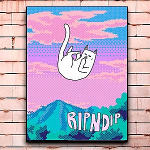Постер «Ripndip» большой