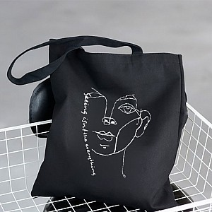 Сумка-шоппер «Face»
