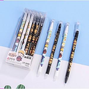 Ручка со стирашкой «Узумаки»