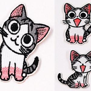 Нашивка «Котенок Чи»