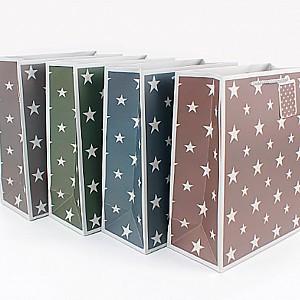 Подарочный пакет «Starlight» средний