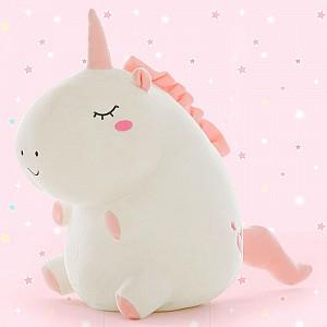 Мягкая игрушка «White unicorn»