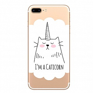 Чехол для iPhone «I'm a caticorn»