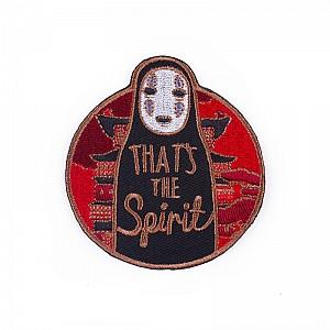Нашивка «That's the spirit»