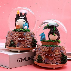 Стеклянный шар «My neighbor Totoro»