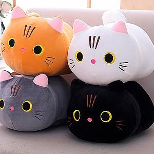 Мягкая игрушка-подушка «Домашний кот»
