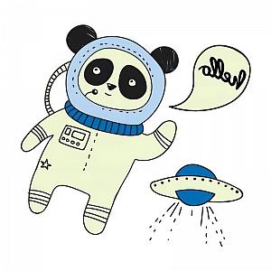 Временная татуировка «The way to space»
