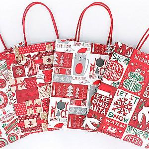 Подарочный пакет «Winter holidays» средний