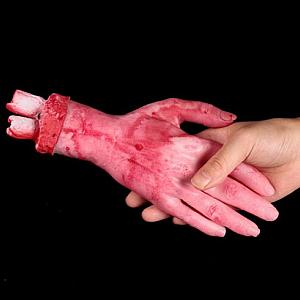 Игрушка для розыгрышей «Отрубленная рука»
