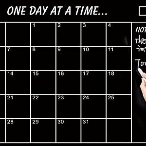 Самоклеющаяся пленка «Month planner»