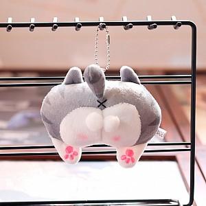 Мягкий брелок «Cat's ass»