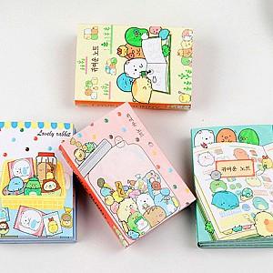 Книжка со стикерами «Lovely bunny»