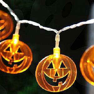 Гирлянда на Хэллоуин «Тыква»