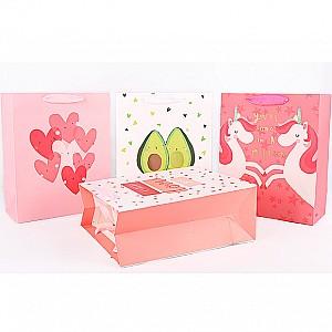 Подарочный пакет «Gift» большой