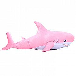 Мягкая игрушка «Pink shark» 100 см