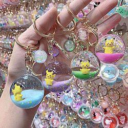 Брелок «Pikachu in sequins»
