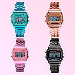 Электронные часы «Vintage Watch»