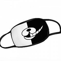 Маска для сна «Монокума»