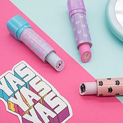 Набор стирательных резинок «Lipstick»