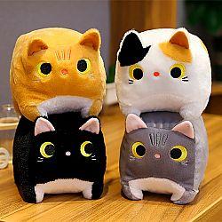 Мягкая игрушка «Глазастый котик»