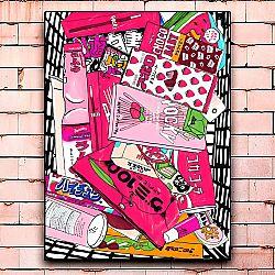 Постер «Candy life» средний