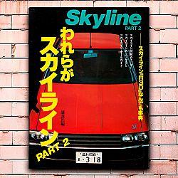 Постер «Skyline» средний