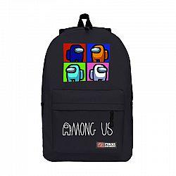 Рюкзак «Among Us» черный