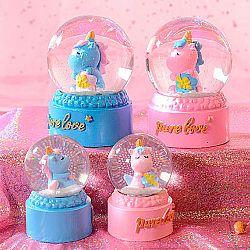 Стеклянный шар «My cute unicorn»