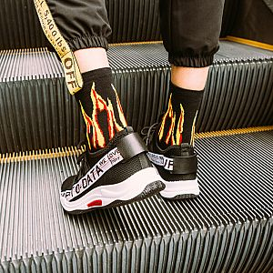 Носки «Пламя»