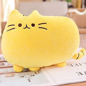 Мягкая игрушка-подушка «Color cat Pushin»