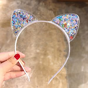 Ободок «Shiny ears»