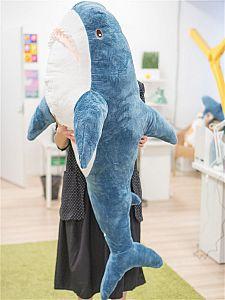 Мягкая игрушка «Акула» 140 см