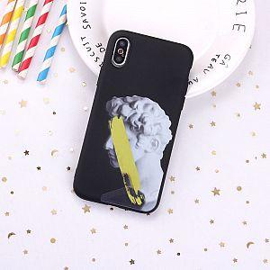Чехол для iPhone «Скульптура»