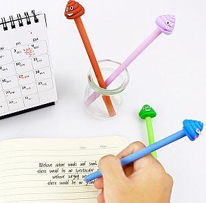 Ручка «Emoji какашка»