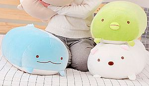 Мягкая игрушка-подушка «Sumikko gurashi» 60 см