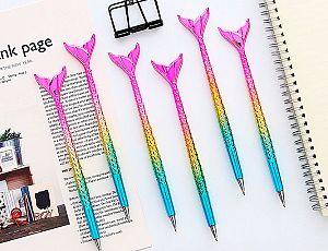Ручка «Хвост русалки»