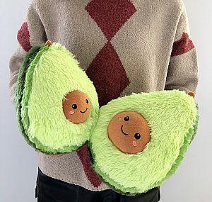 Мягкая игрушка «Авокадо» 30 см