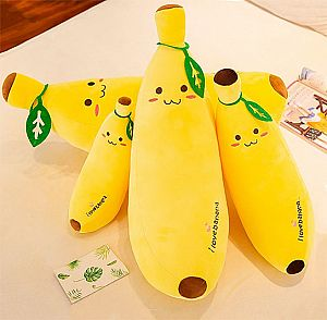 Мягкая игрушка «Банан» 70 см